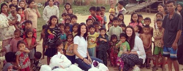 An eye opening trip to Cambodia