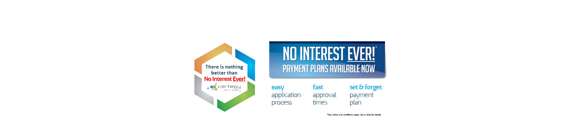Payment Plans at RAM Training Services